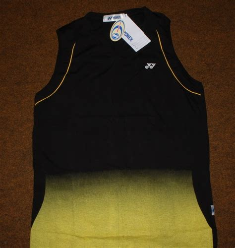 Termurahbaju Bulutangkis Yonex Terbaru badminton aksesorisnya baju setelan yonex kw
