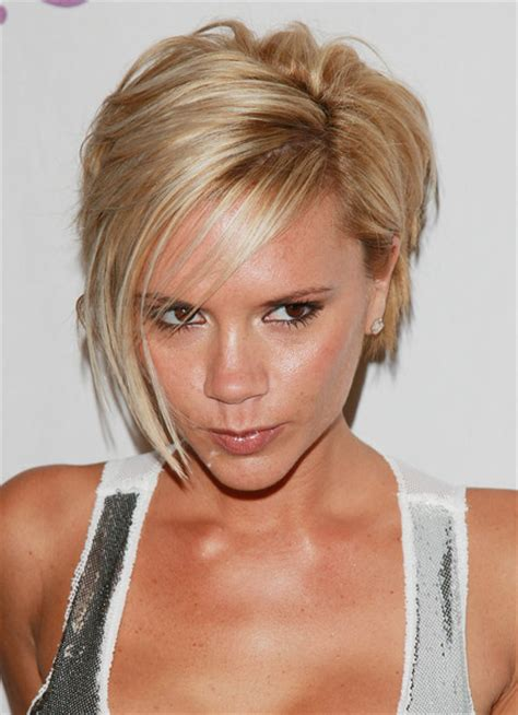 36 year old hair style more pics of victoria beckham short side part 32 of 36
