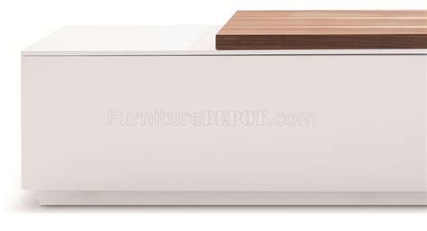 j m tv015 tv stand in walnut white high gloss 17872 tv045 tv stand in white lacquer walnut by j m furniture