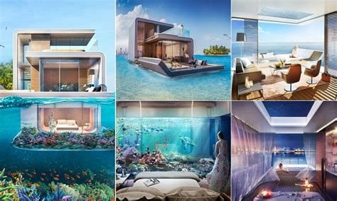 arabian gulf   home  floating seahorse villas