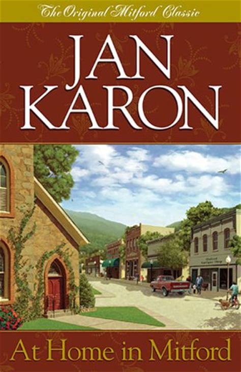 at home in mitford by jan karon 1994 alwaysreading1