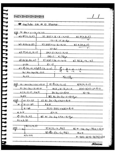 Resolução (Capítulo 06) - Livro Vetores e Geometria