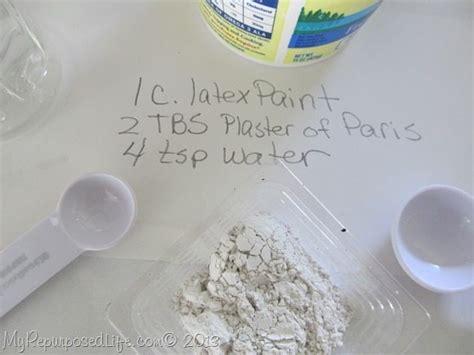 diy chalk paint formula diy chalk paint as a primer
