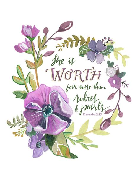 collaborate or thank you favourites by walkingmelonsaaa on deviantart proverbs 31 floral typography illustration