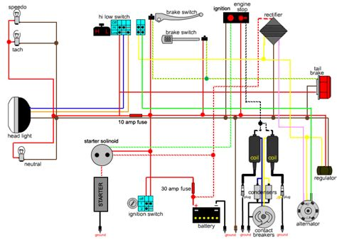 1980 kawasaki kz 440 igniter wiring diagram kz gsmportal co