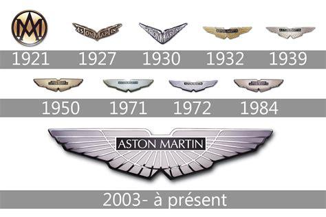 logo aston martin logo aston martin histoire image de symbole et embl 232 me
