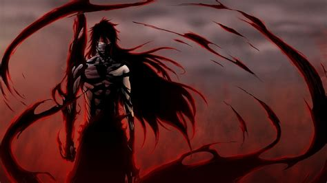 wallpaper anime demon full hd wallpaper bleach demon long hair spell desktop
