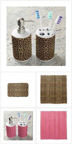 leopard print bathroom accessories leopard bathroom on leopard print bathroom