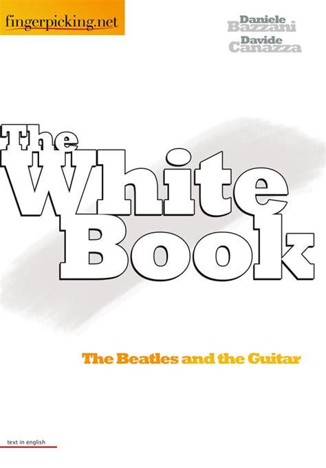 white testo inglese the white book inglese edizioni curci catalogo