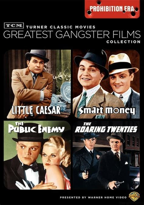 Film Gangster Prohibition | greatest classic films gangsters prohibition era dvd