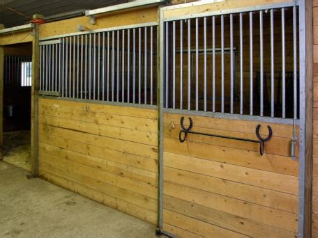 horse stall grill sections essex standard horse stalls