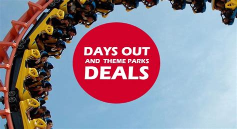 Theme Park Deals Uk | cheap days out offers and deals uk family breaks
