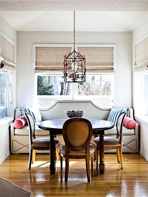 Banquettes Seating by Andrea Hebard Interior Design Banquette