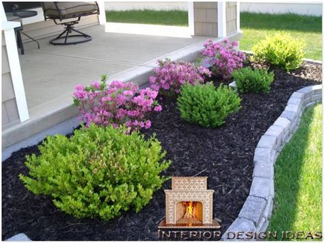 Simple Garden Landscaping Ideas 25 Best Ideas About Front House Landscaping On