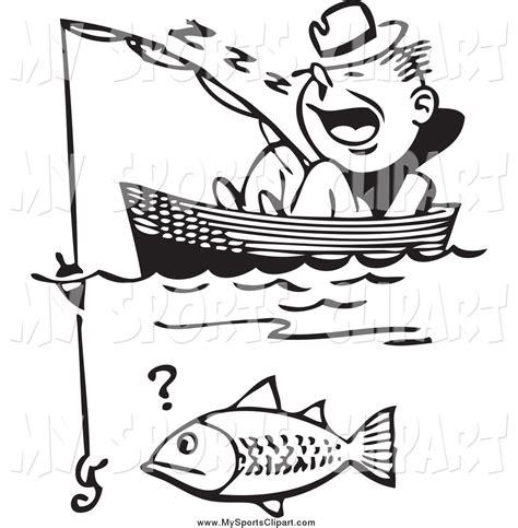 man fishing in boat clip art fishing boat clipart black white clipart panda free