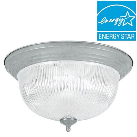 luminance 2 light satin nickel flush mount f7632 53 the