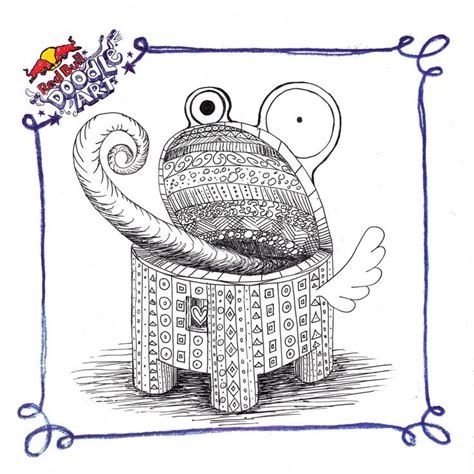 64 best images about redbull doodle on