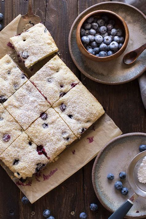 lovely little kitchen blueberry buttermilk snack cake lovely little kitchen