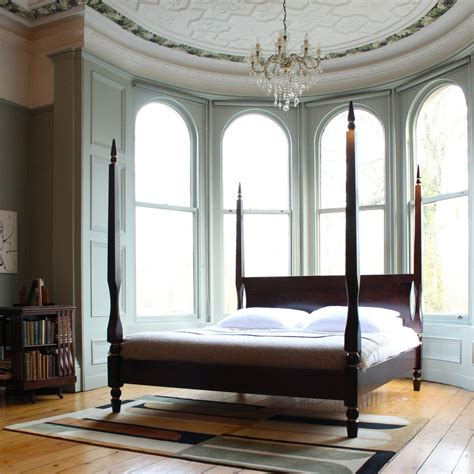 hoxton four poster bed our luxury modern four poster bed helmsley bed