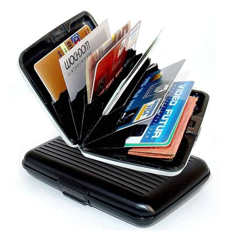 Wallet Dompet Kartu by Dompet Kartu Nama Aluma Wallet Credit Card Holder