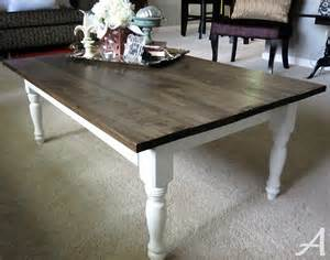 Stain Coffee Table Diy Stained Coffee Table For The Home