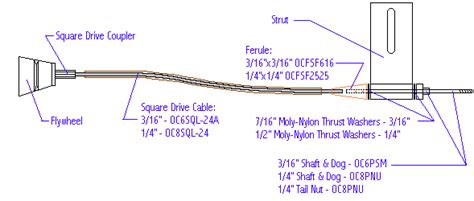 rc boat drive shaft setup square drive rc raceboats