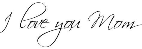 mom tattoo font i love you mom tattoo tattoo collections