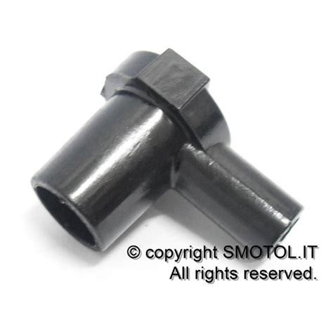 candela motorino cappuccio pipetta candela per ciclomotore 246330050