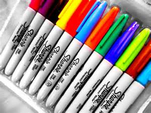 colored sharpies sharpies laur94
