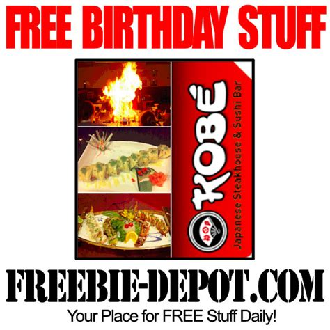 Free Furniture Orlando by Free Birthday Stuff Japanese Steakhouse Birthday Freebie Meal And Cupcake In Florida