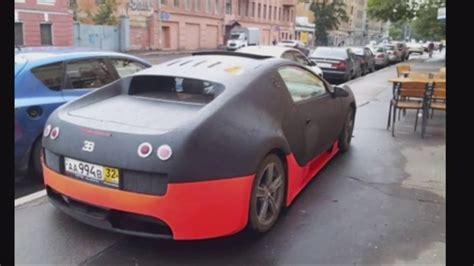 bugatti veyron made worst bugatti veyron replicas made