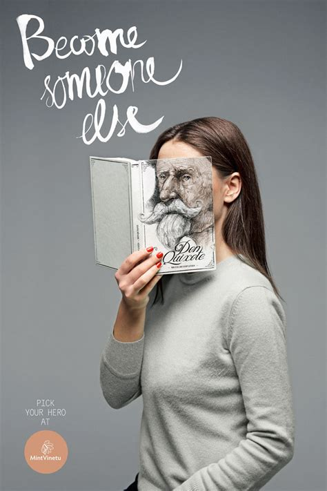 faces of books read books and become somebody else creative photography