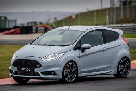 Ford Fiest St by Ford Sa Releases Hotter St Cars Co Za