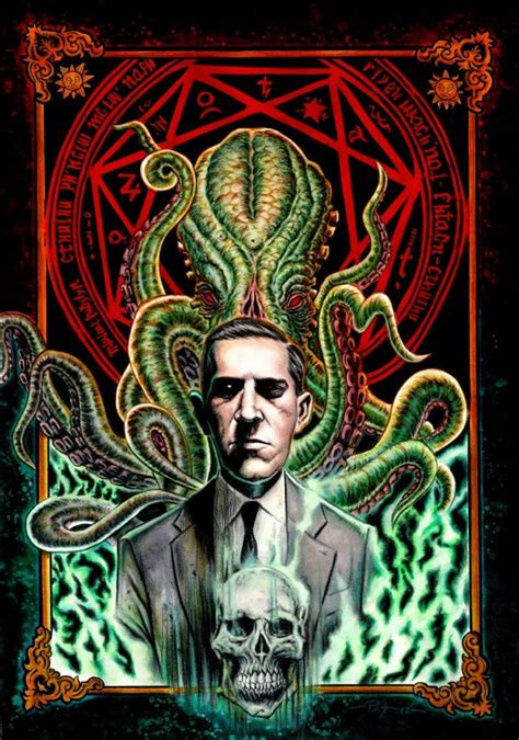 the call to cthulhu h p lovecraft and the occult