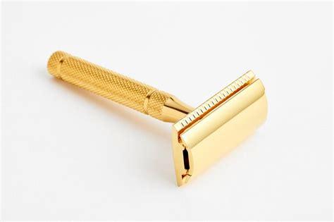 gold razor 24 karat gold razors gold razor