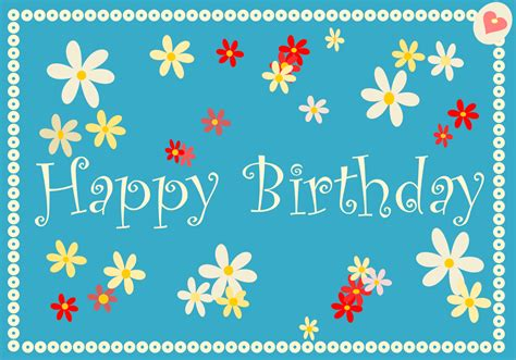free printable happy birthday cards ausdruckbare geburtstagskarten freebies meinlilapark