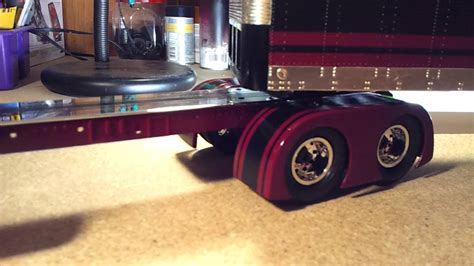 build a kenworth kenworth k123 model build