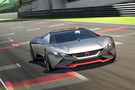 peugeot supercar meet the 875hp peugeot supercar that puts f1 cars to shame
