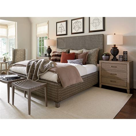 bedroom groups tommy bahama home cypress point king bedroom group
