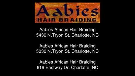 aabies african hair braiding aabies hair braiding review charlotte nc