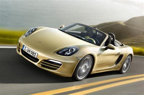 Porsche Boxster Neu by New 2013 Porsche Boxster Officially Unveiled