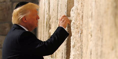donald trump yerusalem israel reportedly expects trump to recognize jerusalem as