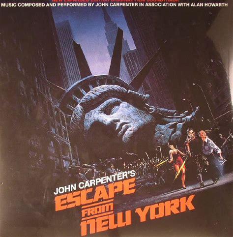 theme music escape from new york carpenter john escape from new york soundtrack
