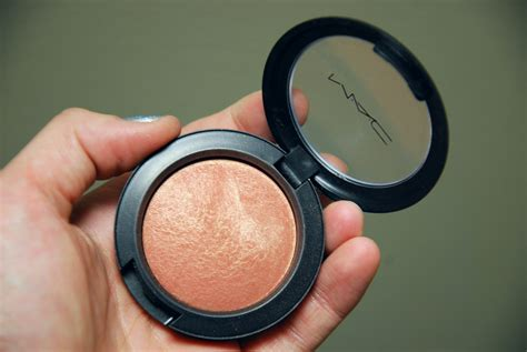 warm blush mac cosmetics mineralize blush warm soul review and