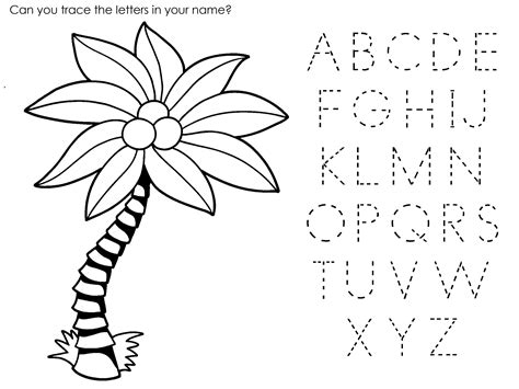 chicka chicka boom boom coloring pages coloring home