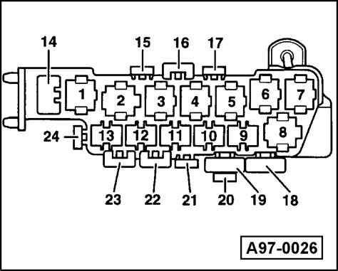 2002 audi a4 relay location 2002 free engine image for