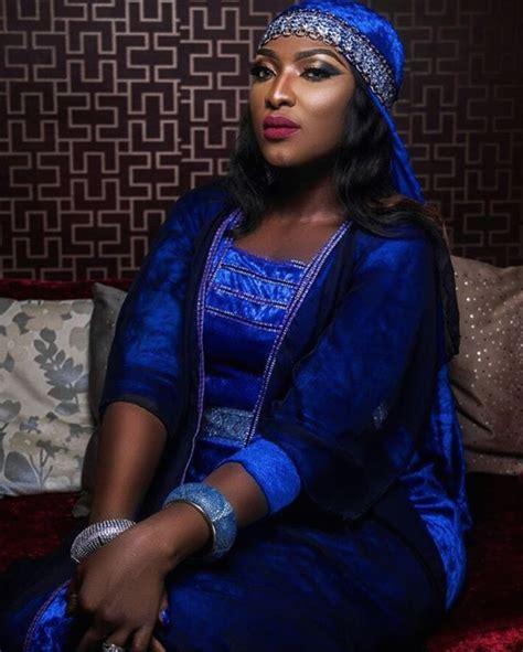 nigerian actress esther audu nollywood actress esther audu ojire stuns in new birthday