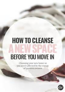 How To Cleanse A House Of Spirits by 25 Best Ideas About House Blessing On