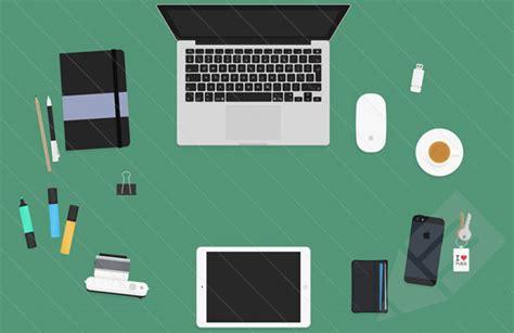 flat design header size free download flat hero header kit illustrated vector