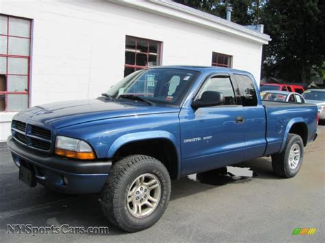where to buy car manuals 2002 dodge dakota navigation system 2002 dodge dakota sport club cab 4x4 in atlantic blue pearl 675835 nysportscars com cars